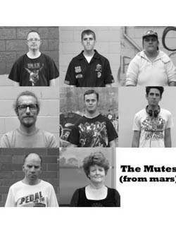 The Mutes (from Mars)